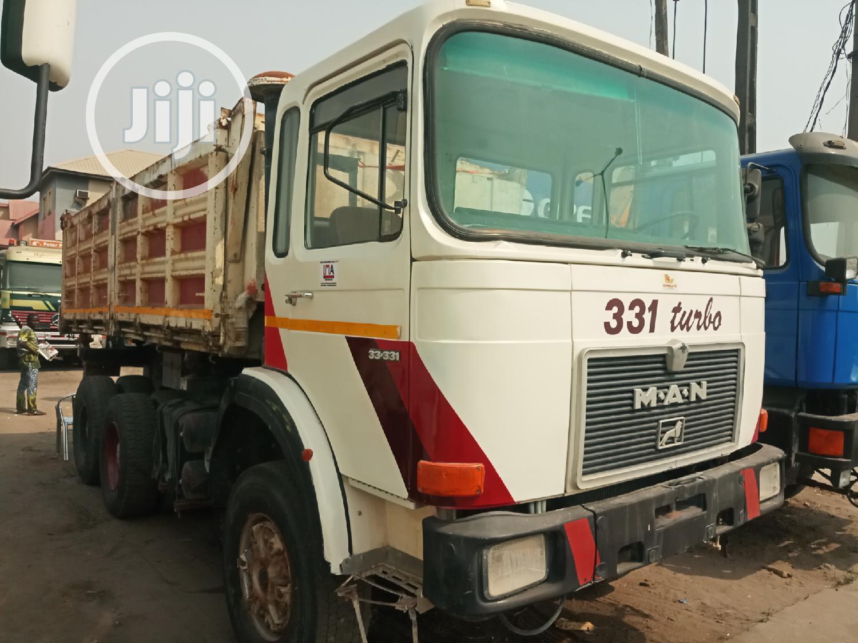 Man Tipper | Trucks & Trailers for sale in Amuwo-Odofin, Lagos State, Nigeria