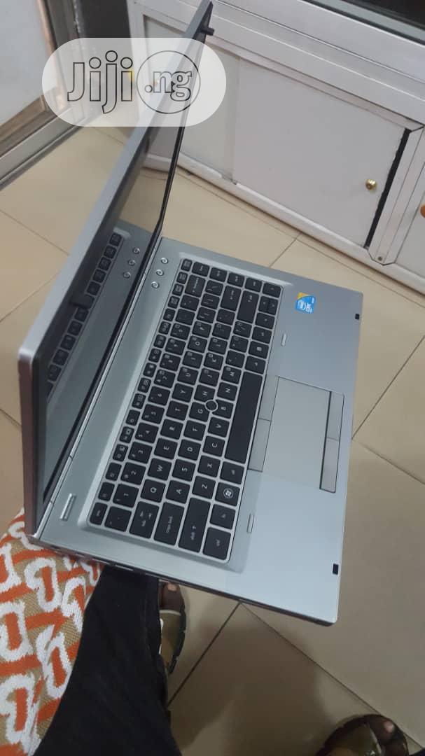 Laptop HP EliteBook 8460P 4GB Intel Core i7 HDD 500GB | Laptops & Computers for sale in Ikeja, Lagos State, Nigeria