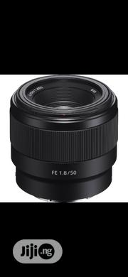 Sony FE 50mm F/1.8 Lens | Accessories & Supplies for Electronics for sale in Lagos State, Ikeja