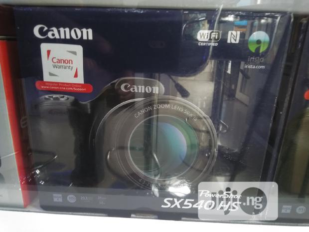 Canon Poweshot SX540