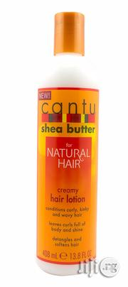 Cantu Shea Butter Creamy Hair Lotion | Bath & Body for sale in Lagos State