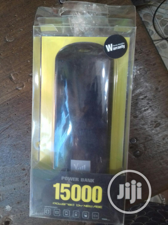 New Age Power Bank Virgin 15000 Mah