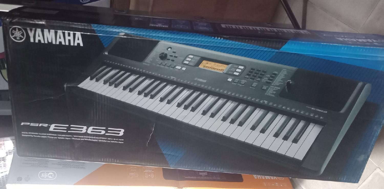 Standard Quality E363 YAMAHA Keyboard