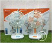 Kamisafe Rechargeable LED Multi-Functional Fan (KM-F0166) | Home Appliances for sale in Lagos State, Gbagada