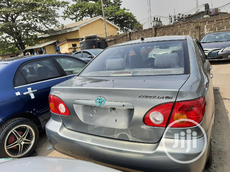 Toyota Corolla 2004 LE Silver | Cars for sale in Apapa, Lagos State, Nigeria