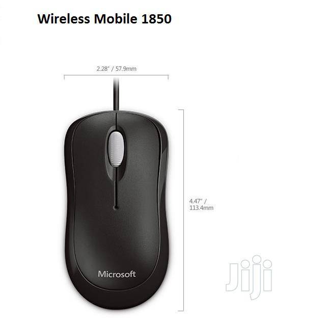 Wireless Mobile Mouse 1850 | Computer Accessories  for sale in Ikeja, Lagos State, Nigeria