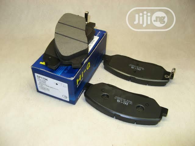 Archive: Hyundai And Kia Brake Pads