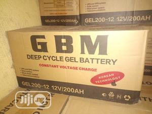 200ahs 12V GBM Solar Battery | Solar Energy for sale in Lagos State, Ojo