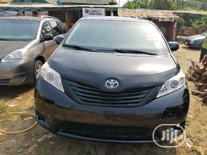 Toyota Sienna 2011 LE 8 Passenger Black | Cars for sale in Lagos State, Ojo