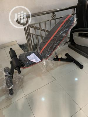 Adjustable Sit Up Bench (American Fitness) | Sports Equipment for sale in Imo State, Owerri