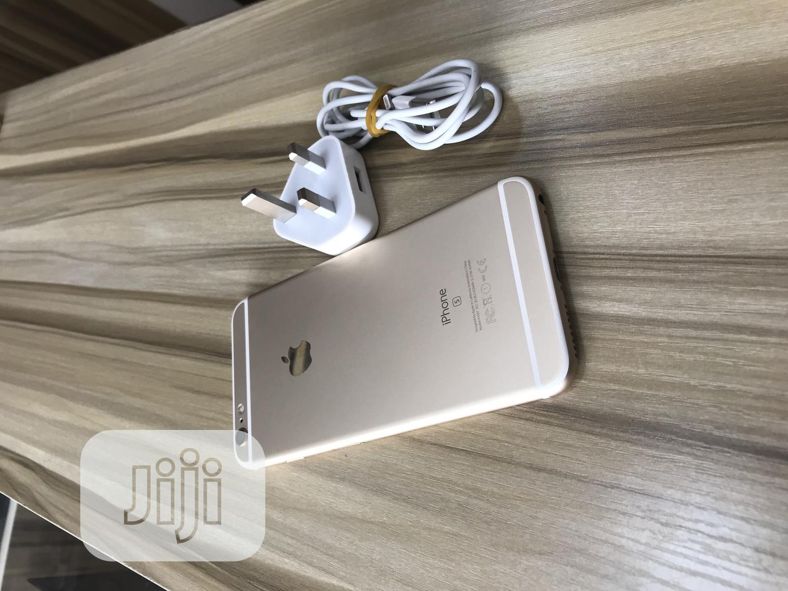 Apple iPhone 6s Plus 64 GB Gold | Mobile Phones for sale in Ikeja, Lagos State, Nigeria