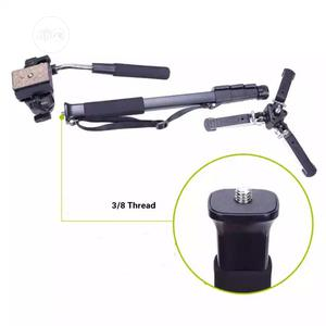 Yunteng Vct 288 Photographic Monopod With Fluid Head Pan | Accessories & Supplies for Electronics for sale in Lagos State, Lagos Island (Eko)