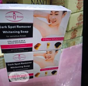 Aichun Beauty Dark Spot Removal Whitening Soap | Skin Care for sale in Lagos State, Amuwo-Odofin