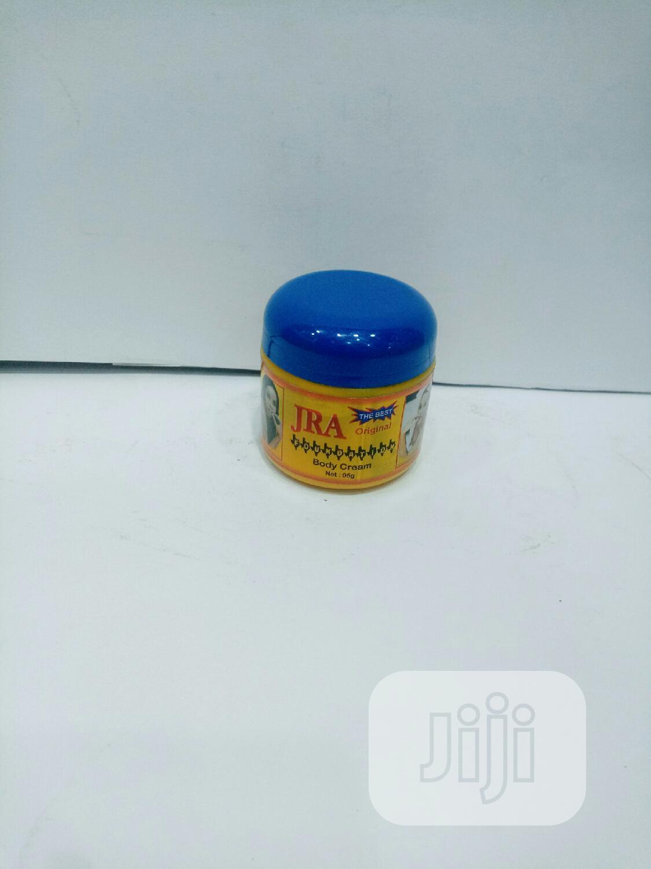 JRA Body Cream