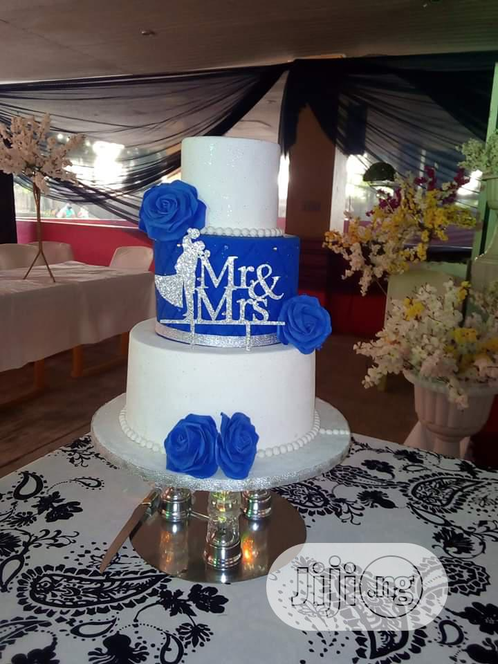 Wedding Cake, Birthday Cakes | Wedding Venues & Services for sale in Ibadan, Oyo State, Nigeria