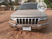 Jeep Cherokee 2004 Limited 3.7 Gold | Cars for sale in Abuja (FCT) State, Central Business Dis