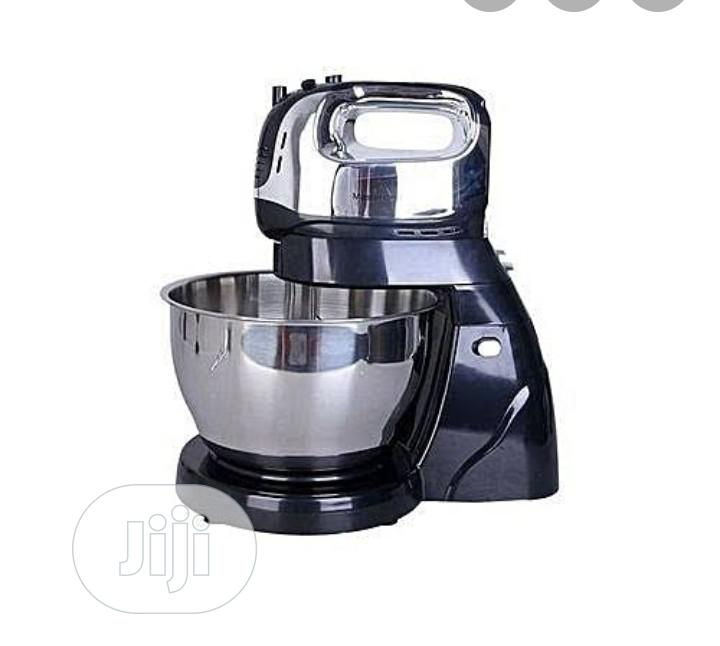 Archive: Cake Mixer With 5L Stainless Steel Bowl