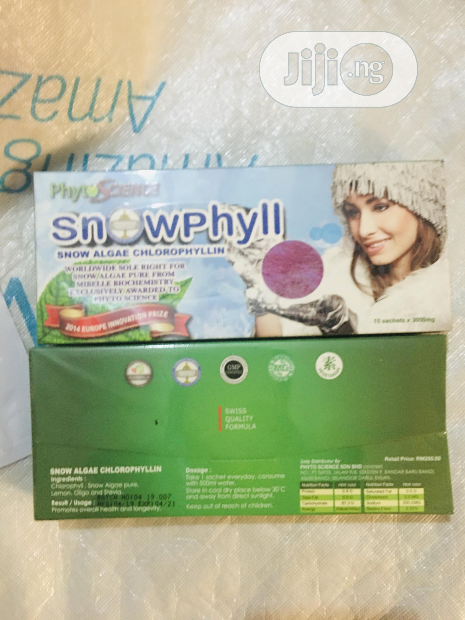 Phytoscience Snowphyll - Immune Booster   Vitamins & Supplements for sale in Ikeja, Lagos State, Nigeria