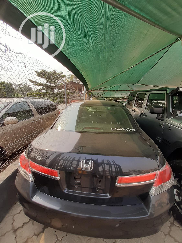 Honda Accord 2011 Black   Cars for sale in Amuwo-Odofin, Lagos State, Nigeria