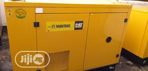 Almost New 20kva Mantrac Caterpillar Generator   Electrical Equipment for sale in Lagos State, Isolo