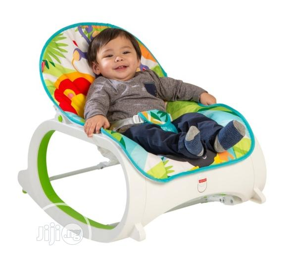 Newborn To Toddler Portable Rocker (0-3years)