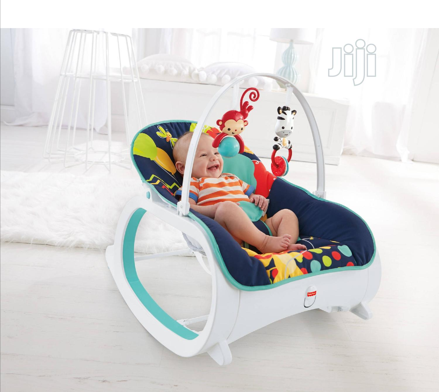 Newborn To Toddler Portable Rocker (0-3years) | Children's Gear & Safety for sale in Alimosho, Lagos State, Nigeria