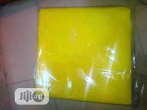 Synthetic Studio Yellow Backdrop. Also Called Amber Backdrop   Accessories & Supplies for Electronics for sale in Lagos State, Ojo