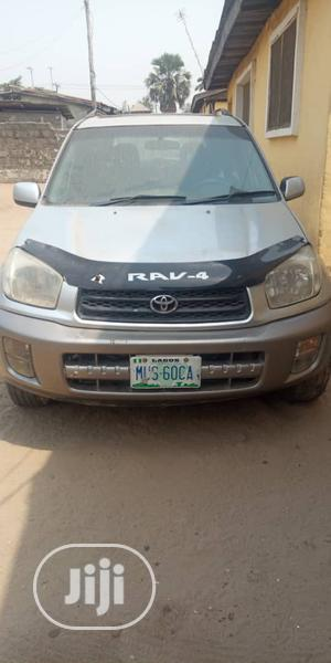 Toyota RAV4 2003 Automatic Silver | Cars for sale in Anambra State, Awka