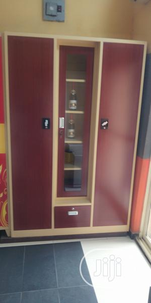 Metal Office Wardrobes With Mirrow | Furniture for sale in Lagos State, Oshodi