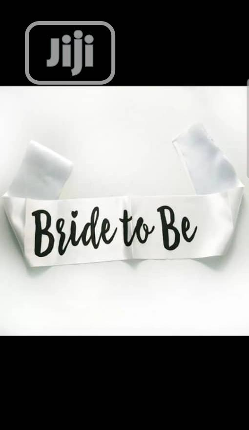 Archive: Bride To Be Party Kit
