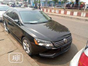 Volkswagen Passat 2012 Black   Cars for sale in Lagos State, Isolo
