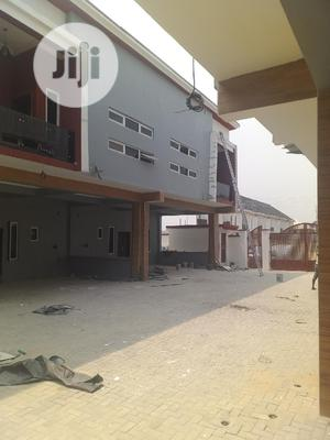 Brand New 4 Bedrooms Terrace Duplex At Chevron Orchids Road For Sale   Houses & Apartments For Sale for sale in Lagos State, Lekki