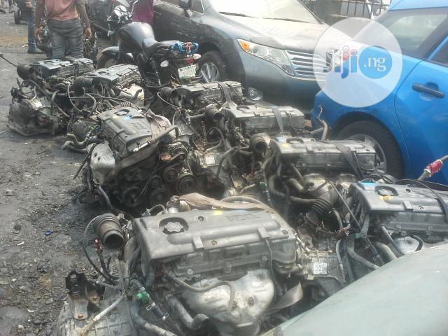 Archive: Toyota Corolla Engine 1zz.