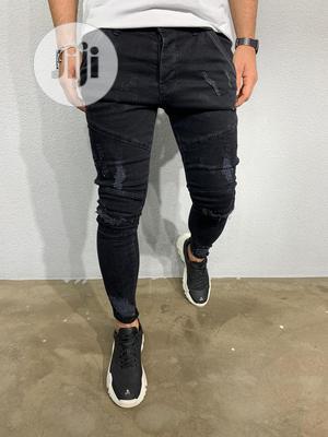 Stock 2020 Black Amiri Denim Jeans   Clothing for sale in Lagos State, Ojo