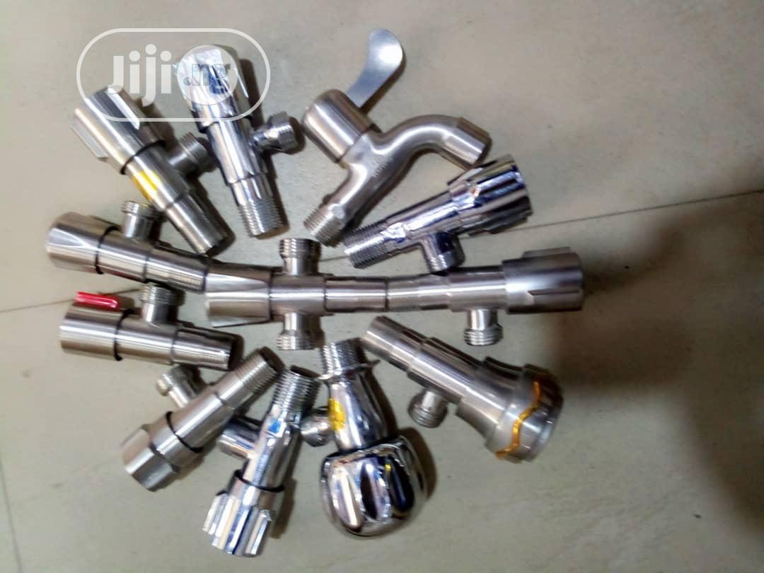 All Kinds Of Angle Valves Or Tee Tap