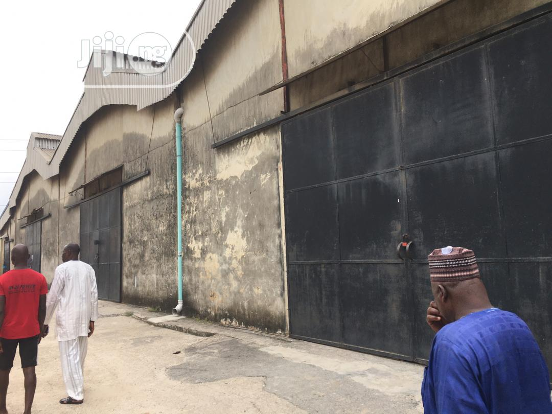 38000 Square Feet Warehouse At Trade Fair Ojo For Lease. | Commercial Property For Rent for sale in Ojo, Lagos State, Nigeria