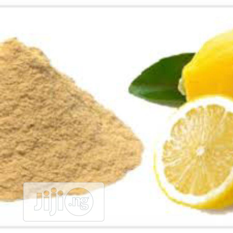 Organic Lemon Powder Lemon Fruit Powder