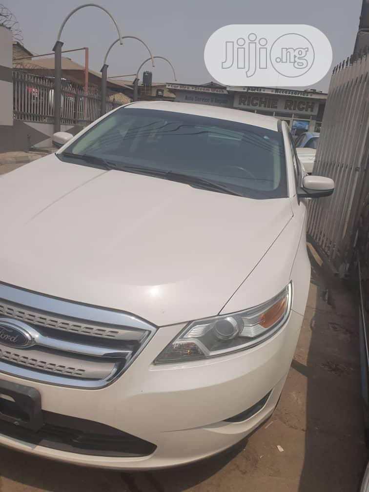 Ford Taurus 2011 Limited White | Cars for sale in Ibadan, Oyo State, Nigeria