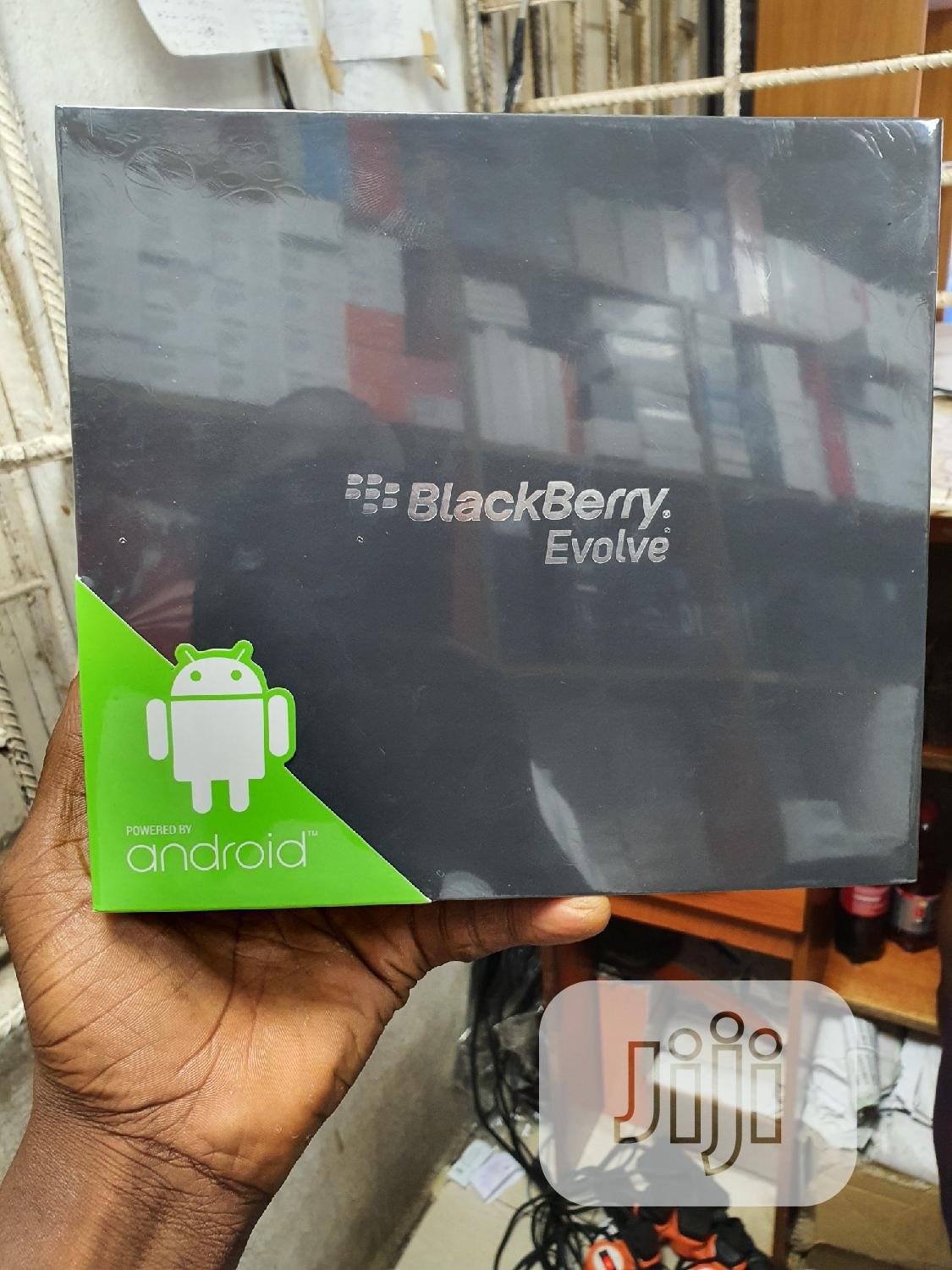 New BlackBerry Evolve 64 GB | Mobile Phones for sale in Ikeja, Lagos State, Nigeria