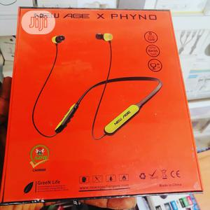 X PHYNO Bluetooth Wireless Headset | Headphones for sale in Lagos State, Ikeja