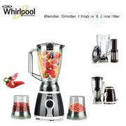 Whirlpool Blender Meat Mincer Grinder | Kitchen Appliances for sale in Rivers State, Port-Harcourt