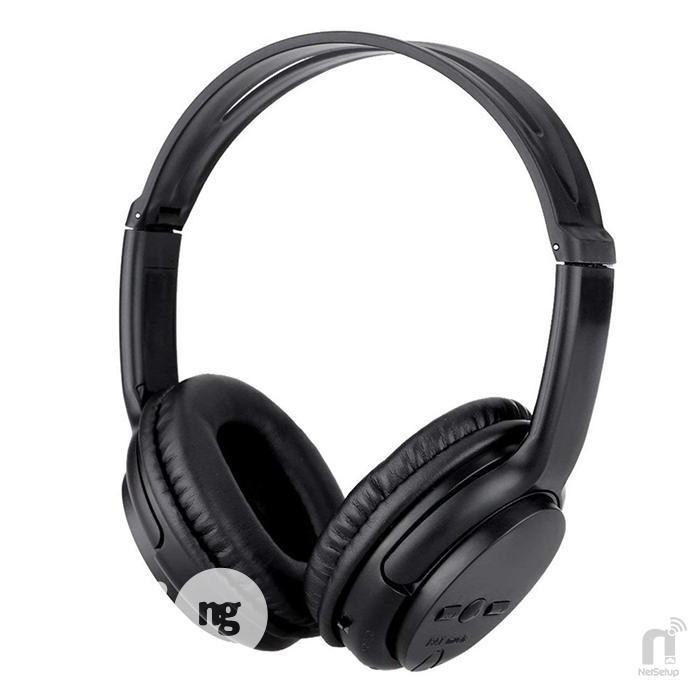 Archive: Bat Music MP3 / FM Headphone (Non-bluetooth) - 5800