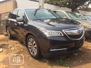 Acura MDX 2014 Black | Cars for sale in Lagos State, Oshodi