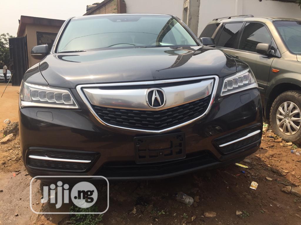 Acura MDX 2014 Black | Cars for sale in Oshodi, Lagos State, Nigeria