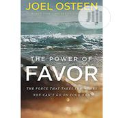 The Power Of Favor By Joel Osteen | Books & Games for sale in Lagos State, Ikeja