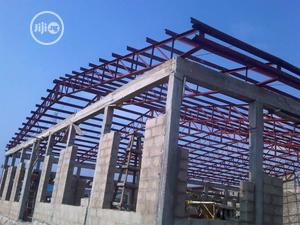 Steel Fabrication Civil Works in Roof Truss,Water-Tanks Co. | Building & Trades Services for sale in Lagos State, Maryland