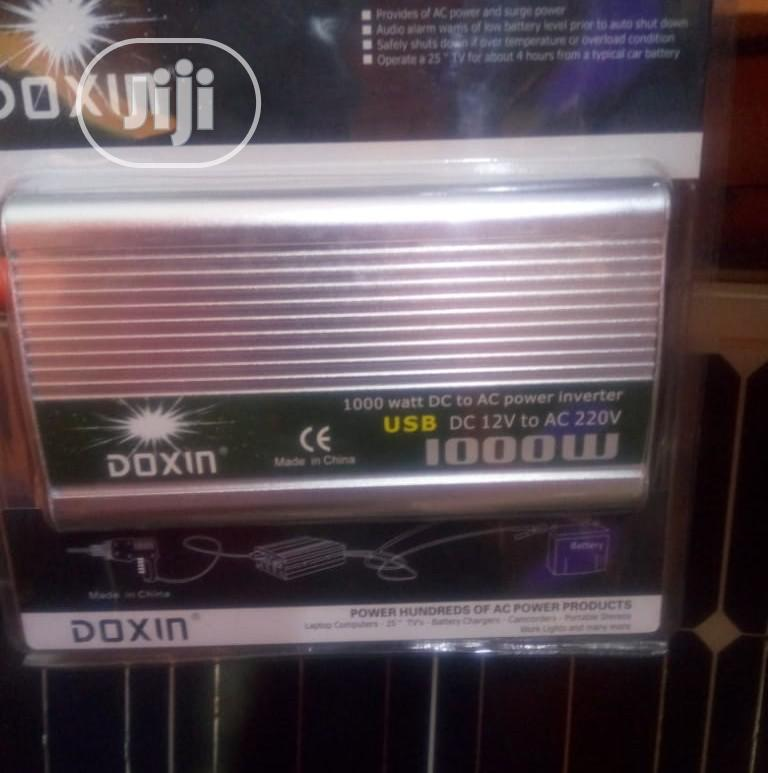Archive: Original 1000watts Inverter Without Charger