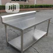 Stainless Steel 5fit Work Table | Restaurant & Catering Equipment for sale in Lagos State, Ojo