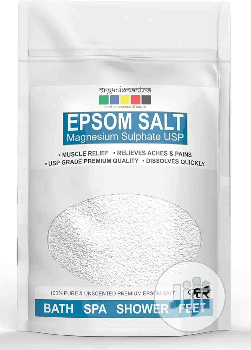 Epsom Salt For Sale | Feeds, Supplements & Seeds for sale in Wuse 2, Abuja (FCT) State, Nigeria