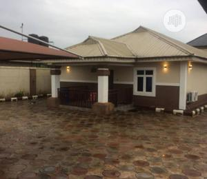Nicely Built 4-bedroom Bungalow With All Rooms Ensuit At Sapele Road | Houses & Apartments For Sale for sale in Edo State, Benin City